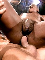 Trelino, Tyson Tyler & Dato Foland - interracial threesome