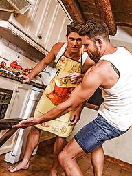 James Castle And Devin Franco's Bareback Thanksgiving