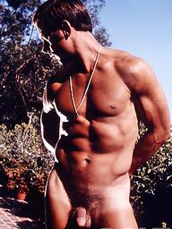 Hot Babe Tiger naked