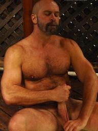 Jake Mitchell. Muscle daddy.