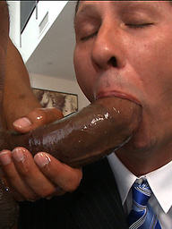 Tight white ass gets fucked by this huge hard cock