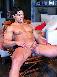 Amerigo Jackson muscled