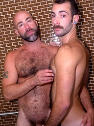 Damon Andros and Stephen Harte