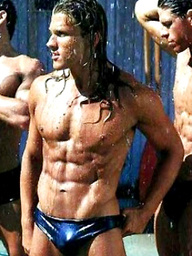 One hot stud - Travis Fimmel