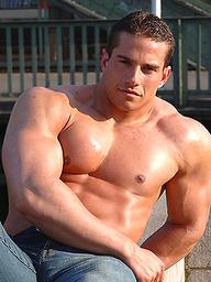 Roberto Castellano - pro bodybuilder