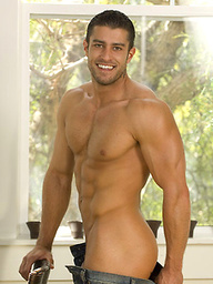 Cody Cummings, hot muscle man naked