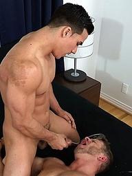 Topher DiMaggio fucks Jeremy Stevens