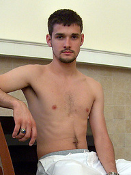 Nextdoor boy Dominic jacking off