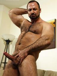Muscle bear Rocky LaBarre