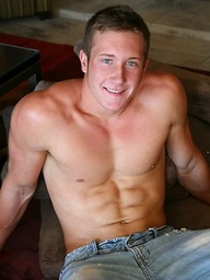 Doug show his hot muscled body