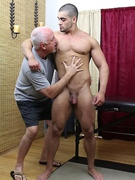 Angelo Antonio Massaged