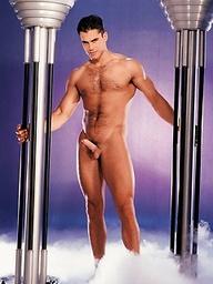 Hot well hung hunk Eddie