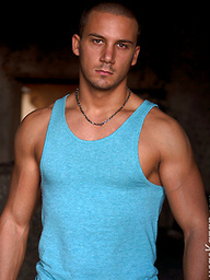 Italian muscle boy Gaetano