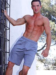 Muscle stud Zack
