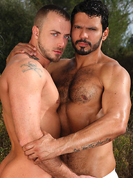 Sensual Jessie Colter Gives His Body to the Powerful Jean Franko