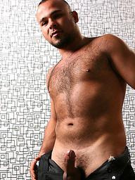 Hunk Bear Cub - Mike