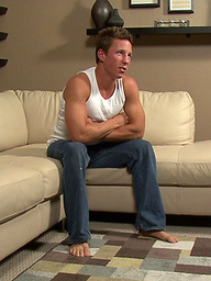 Evan stripping