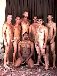 Jay, Dorian, Shawn, Christian, Dean, Hank & Miguel