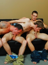 Blake Bennet, Ty and Denver Grand
