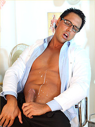 Doctor Marcello is on call today to give your cock a check up