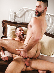 Undercover Stripper Part 3 - Teddy Torres and Manuel Skye