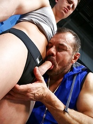 Coach`s Jock Strap - Coach Sargent and Tomm