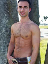 Hot brunette Russ posing