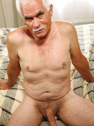 Silver daddy Michael Burkk