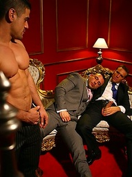 Dominium revisited: VIP hunk fucking with astounding cocks