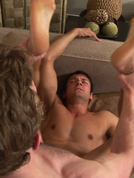 Gage and Spence ass fuck scene