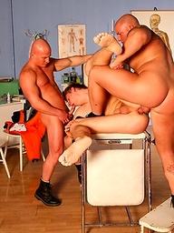 Nick Taylor, Alfredo Castaldo and Devil goes threesome