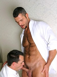 Exciting gay pleasure in breathtaking fucking