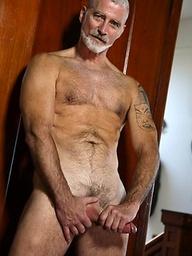 Silver daddy Paul Barbaro