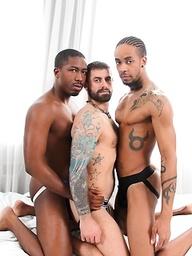 Next Door Ebony - Triple Take