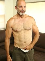 Old man Jake Gordon