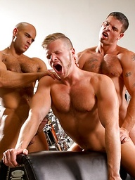 Raging Stallion - Brian Bonds, Sean Zevran & Derek Atlas