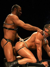 Wilfried Knight, Cavin Knight, Ethan Hudson, Xavier St Jude, Leo Forte,  Shay Michaels Submit