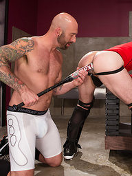 Drew Sebastian and Joel Banks in Butt Stuffers (Scene 4)