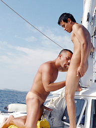 Fucked at the Yacht