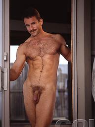 Steve Kelso naked outdoors