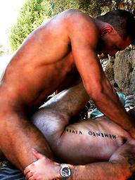 Heat Stroke. Starring Sergio Serrano and Jake Genesis