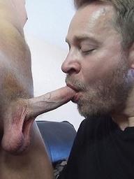 Sucking Off Ex-Military Addison Cooper