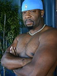 Big black guy Mister Bol