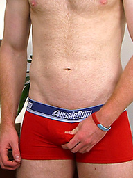 Straight Muscular Lad Mark - Hairy Bodied, Hung Well and Shoots Plenty!