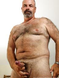 Big Tony gets naked