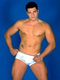 Filippo Romano naked