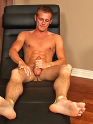 Young stud Aaron is a cummer. When he goes, it's powerful and far!