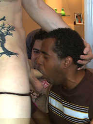 cumming on so many faces