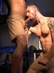 Troy Daniels and Leo Forte Inmates Scene 4